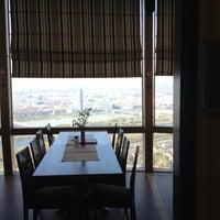 Photo taken at Donauturm by Barbara C. on 4/4/2012