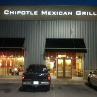 "Photo taken at Chipotle Mexican Grill by John ""bondo"" B. on 8/10/2012"