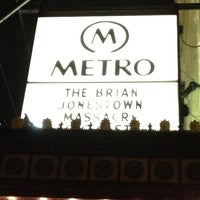 Photo taken at Metro by Lucy C. on 8/19/2012