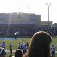 Photo taken at Yager Stadium by Derek J. on 8/30/2012