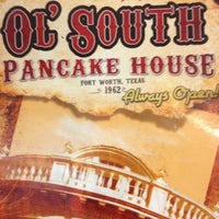 Photo taken at Ol' South Pancake House by Rocky M. on 3/31/2012