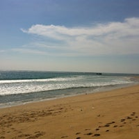 Photo taken at Nai Yang Beach by Surja T. on 7/1/2012
