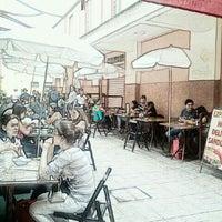 Photo taken at Espaço Café Central by Ana Cristina Mokdeci®  on 12/30/2011