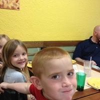 Photo taken at Cicis by Carol H. on 5/19/2012
