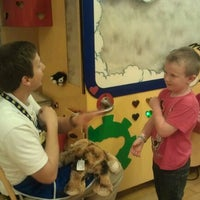 Photo taken at Build-A-Bear Workshop by Andrew M. on 1/5/2012