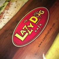 Photo taken at Lazy Dog Restaurant & Bar by Jeri M. on 7/17/2011
