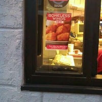 Photo taken at Donatos Pizza by Candice A. on 3/8/2012