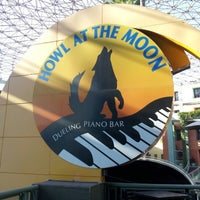 Photo taken at Howl at the Moon by Jennifer O. on 7/22/2012