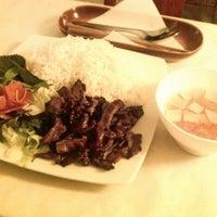Photo taken at Remember Vietnamese Food by Stefan S. on 1/5/2012