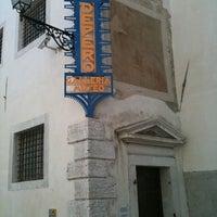 Photo taken at Casa d'Arte Futurista Fortunato Depero by Marco P. on 3/6/2011