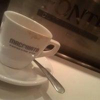 Photo taken at Macchiato Espresso Bar by Damien I. on 10/19/2011
