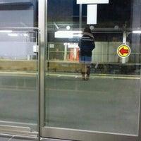 Photo taken at Ushiku Station by ひたちの住人 on 3/16/2012