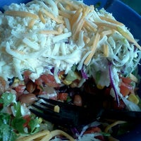 Photo taken at Burrito Boarder by Carla M. on 5/18/2012