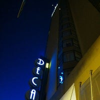 Photo taken at Hotel Deca by Christopher K. on 9/3/2012