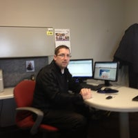 Photo taken at Harold Zeigler Ford Lowell by Mike S. on 12/5/2011