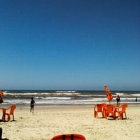 Photo taken at Praia de Imbé by Vânia Cristina S. on 2/13/2012