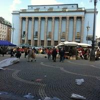 Photo taken at Hötorget by Regis D. on 5/5/2012