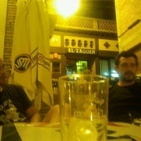 Photo taken at Bar Restaurante El Zaguán by Gozarte Z. on 8/23/2011
