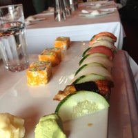 Photo taken at Butterfly Sushi by Kevin M. on 2/24/2012
