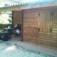 Photo taken at Camping Europa by Basilio M. on 8/22/2012