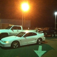 Photo taken at Mustang Alley by Steve R. on 7/31/2011