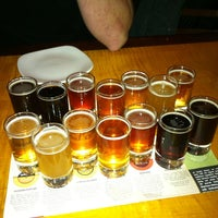 Photo taken at Gordon Biersch Brewery by Laura J. on 12/27/2011