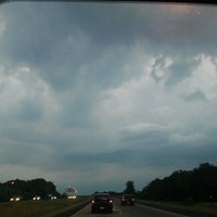 Photo taken at Dover Toll Plaza by Shannon L. on 6/23/2012