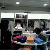 Photo taken at Polo Ralph Lauren Factory Store by Kevin P. on 12/16/2011