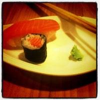 Photo taken at Wakame Sushi Bar by José Manuel on 2/23/2011