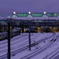 Photo taken at VR Pasila by VR Y. on 1/16/2012