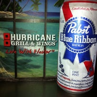 Photo taken at Hurricane Grill & Wings by Ben L. on 7/20/2011