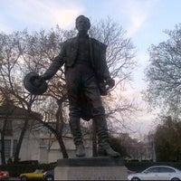 Photo taken at José Artigas Memorial by Marc R. on 3/7/2012