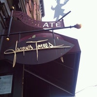 Photo taken at Jacques Torres Chocolate by Anna R. on 4/21/2012