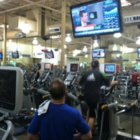 Photo taken at 24 Hour Fitness by Dustyn F. on 5/18/2012