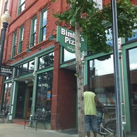 Photo taken at Bimbo's Pizza by Luke L. on 8/5/2011