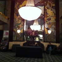 Photo taken at Wellington Hotel by Ed i. on 4/11/2011