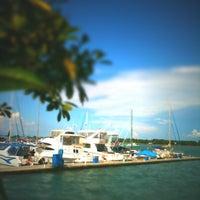 Photo taken at Bali Hai Cruises by Aris K. on 2/26/2012