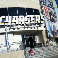 Photo taken at Chargers Team Store by Chuck @. on 10/19/2011