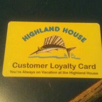 Photo taken at Highland House by Madeline R. on 6/10/2012