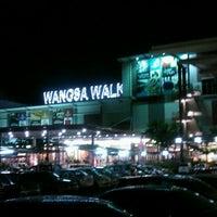Photo taken at Wangsa Walk Mall by Bentong P. on 4/8/2012