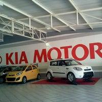 Photo taken at KIA Motors - Windhoek by Brendan I. on 9/6/2011