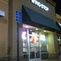 Photo taken at Wingstop by James N. on 9/24/2011