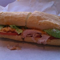 Photo taken at Caffrey's Deli & Subs by Joe L. on 1/30/2012