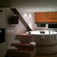 Photo taken at Van der Valk Hotel Emmen by Koen D. on 11/22/2011