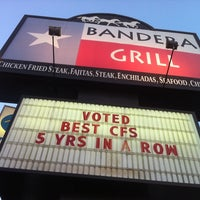 Photo taken at Bandera Grill by Darnel W. on 6/28/2011