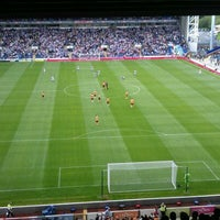 Photo taken at Ewood Park by Adam P. on 8/13/2011