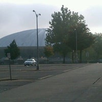 Photo taken at Parking Lot E14 by Jamie C. on 9/21/2011