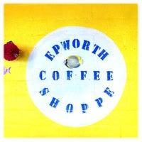 Photo taken at Epworth Coffee Shoppe by Tucker W. on 7/29/2011