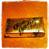 Photo taken at Olive Garden by David   H. on 2/22/2012