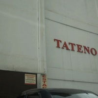 Photo taken at Tateno by Pedro R. on 1/13/2012